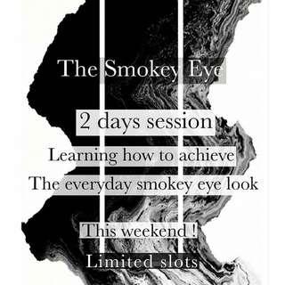 2 Days Make Up Class !