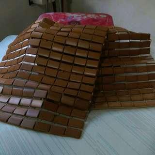 竹製坐墊 (非新品)