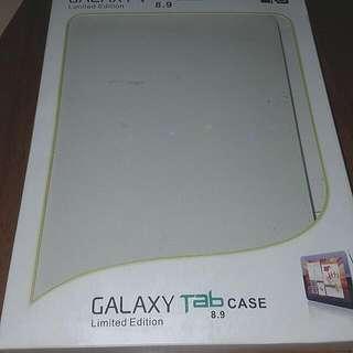 Samsung Tab 8.9 Case Limited Edition.