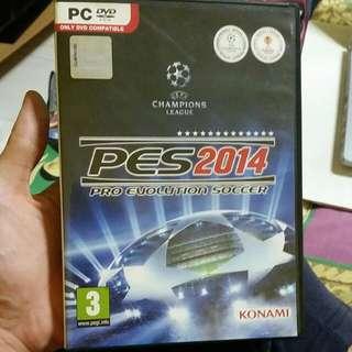 Pro Evolution 2014 PC