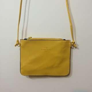 黃色手機包