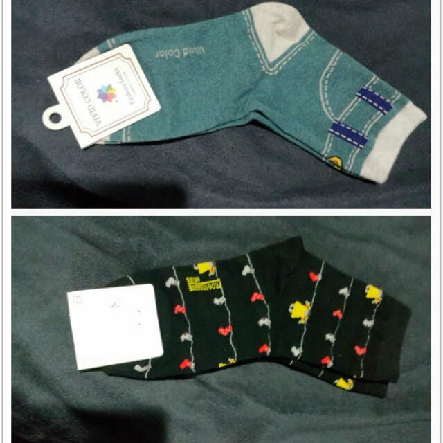 日系可愛襪