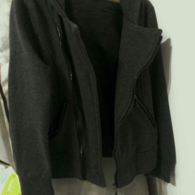 毛料 大衣 版型 開領 短外套