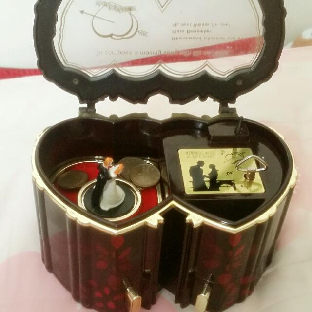 珠寶音樂盒