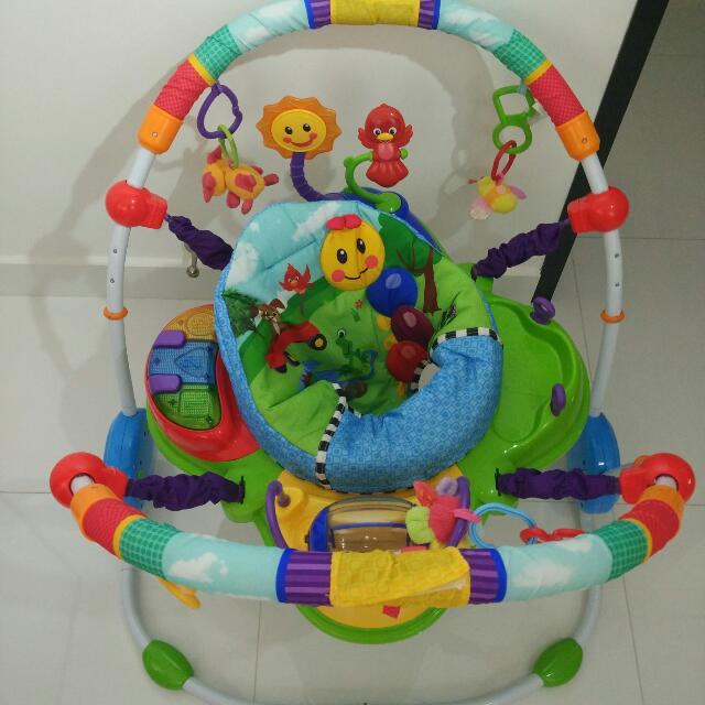 a8879fd26e8f Baby Einstein™ Neighborhood Friends Activity Jumper Special Edition ...