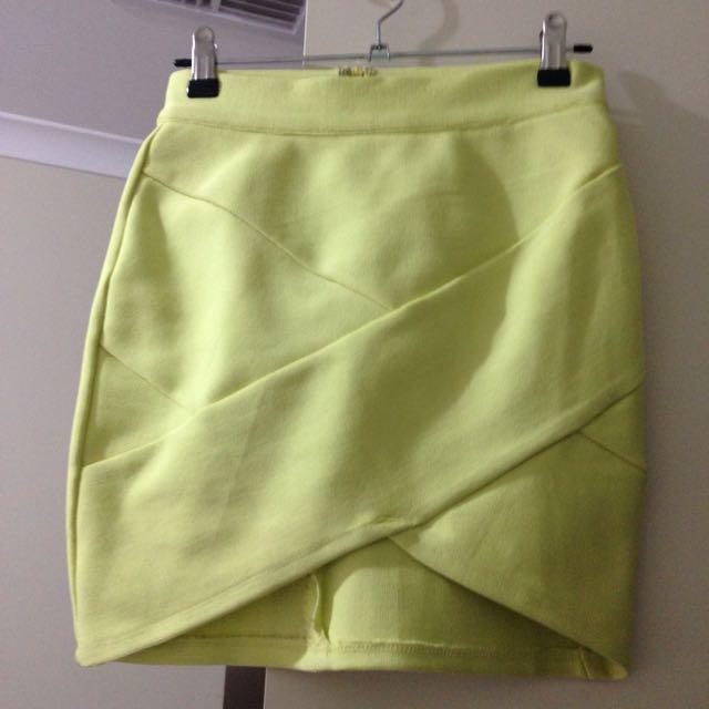 Bandage Skirt Size S