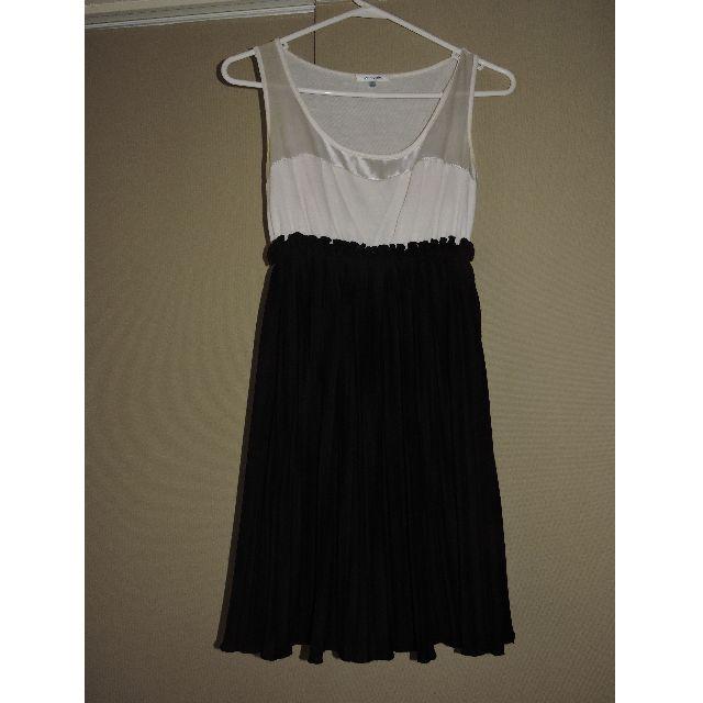 Black and White Dress XS