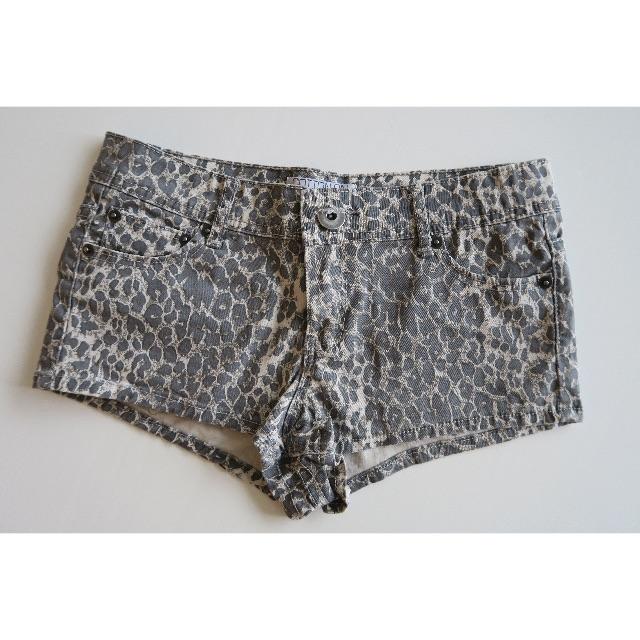 Cotton On - Leopard Print Shorts