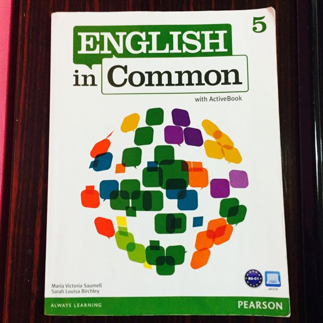English In Common 5 (+CD) PEARSON