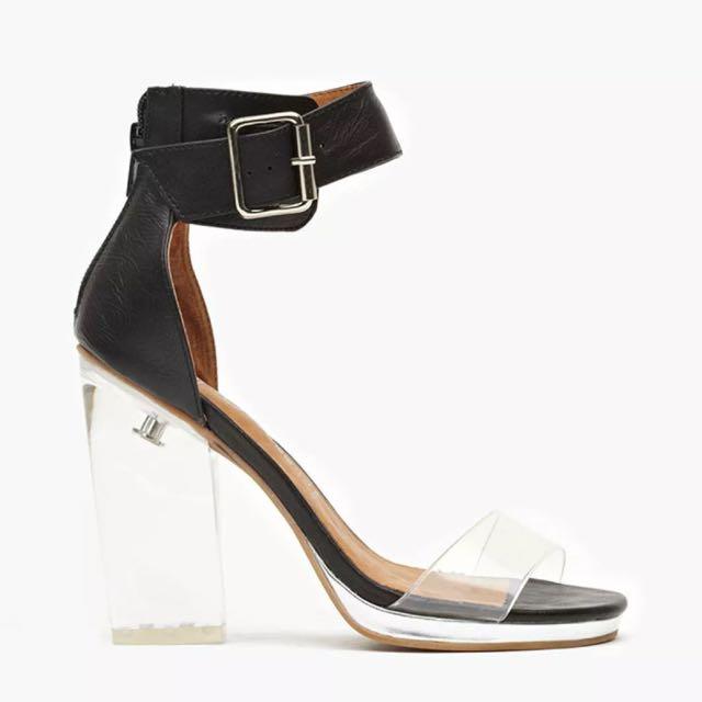 Jeffrey Campbell Heels Size 7.5