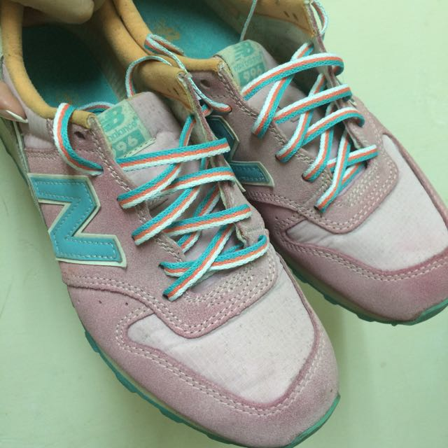 new balance 996粉色