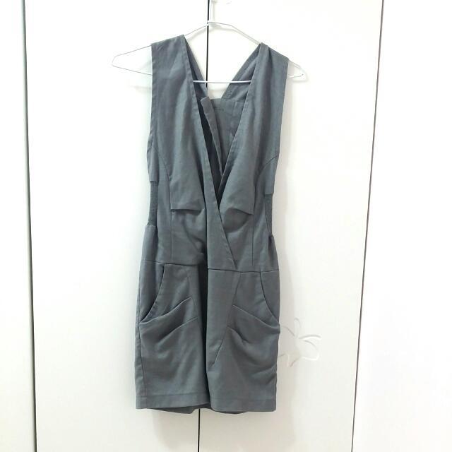 【正韓】OL連身洋裝