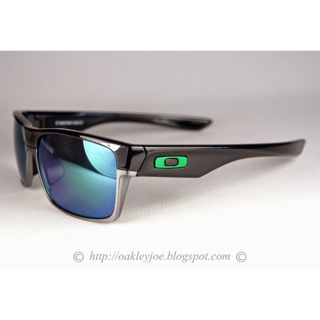 02cd9530665ee ... spain oo9256 03 oakley twoface asian fit polished black jade iridium  mens fashion on carousell cd62c
