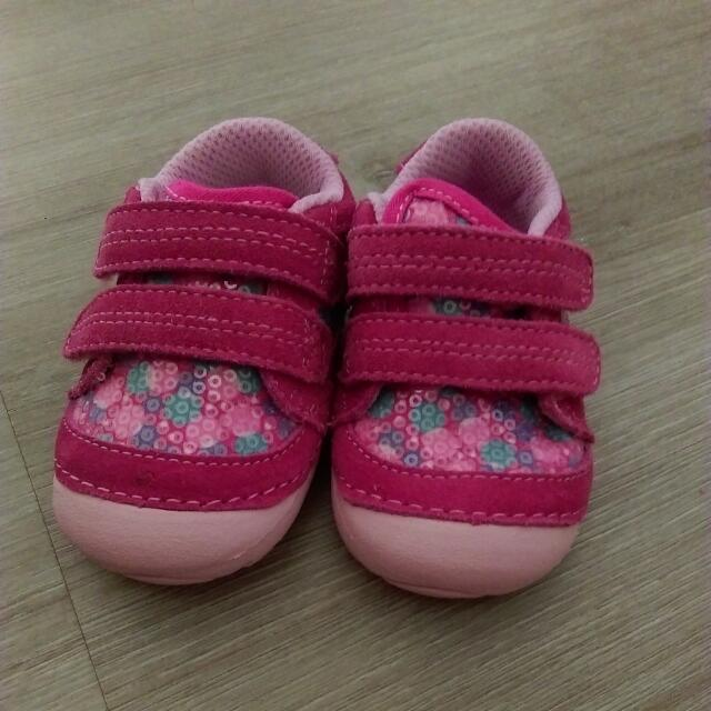 Stride Rite女童學步鞋