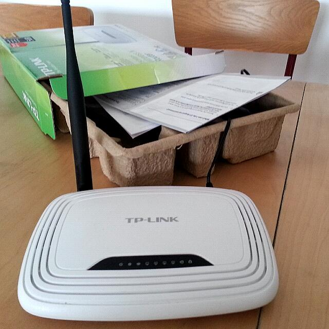 TP LINK Wireless Router 150 Mbps