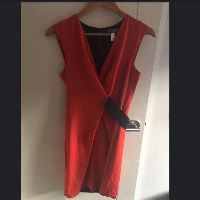 """Very Very Daelyn Tabasco"" Dress"