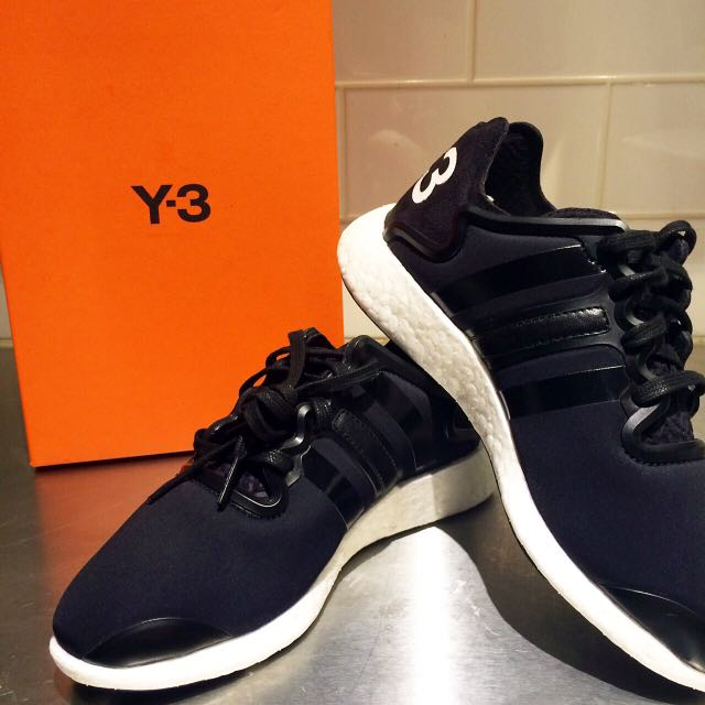 Y-3 BOOST LACE/22.5cm