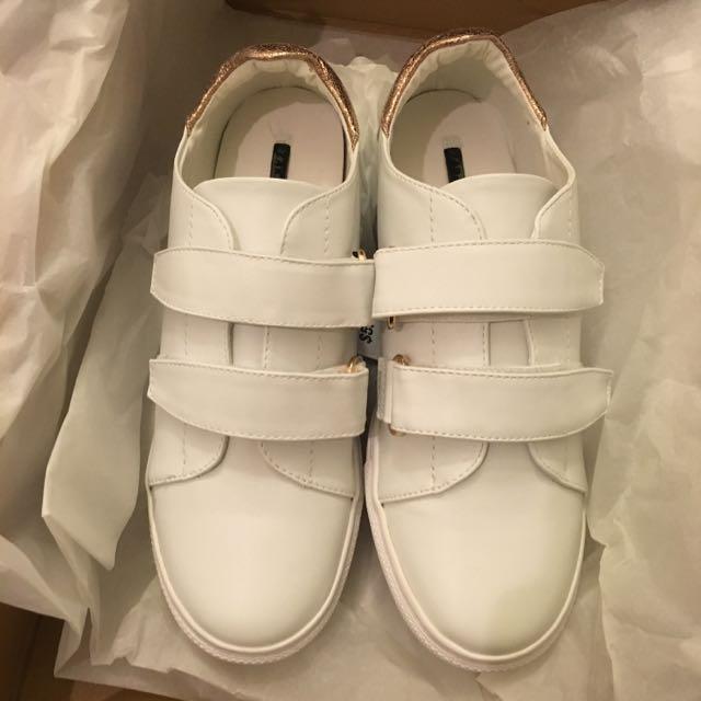 全新ZARA球鞋
