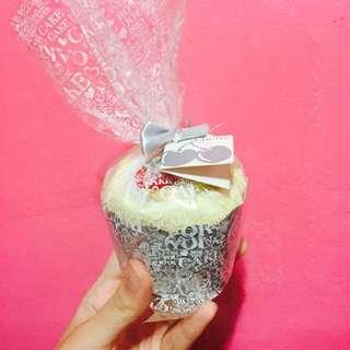 (全新)櫻桃蛋糕造型毛巾