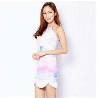 Shopsassydream Audrey Pastel Dress