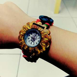 清邁帶回🐘好運大象手錶