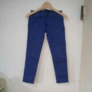 藍色牛仔褲👖
