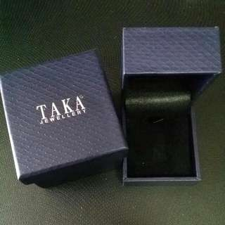 Taka Jewellery Necklace/ Earring/ Pendant Box