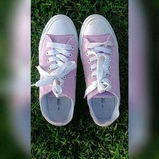 Canvas Shoes.