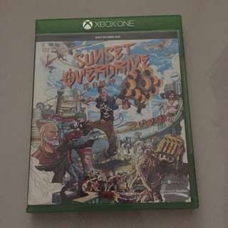 Sunset Overdrive for Xbox One (USED)
