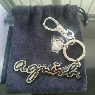 Anges B. key chain (Genuine and Brand New)