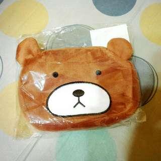 ettusais 艾杜紗 小熊零錢包