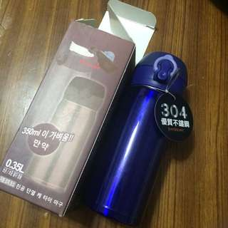 ✨彈蓋式保溫瓶 350ml
