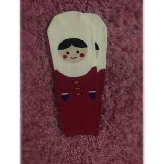 Cute Socks (red)