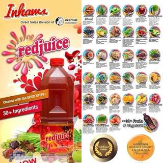 RedJuice for colon cleansing