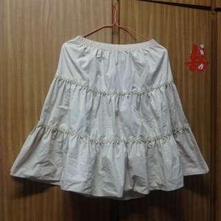 二手衣~米奇蛋糕裙
