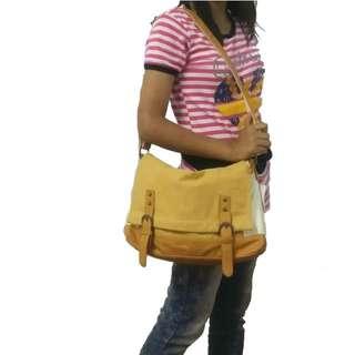 書包帆布包郵差包肩背側背包大容量大收納