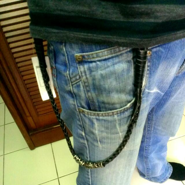 男性精品配件。牛仔。腰帶。