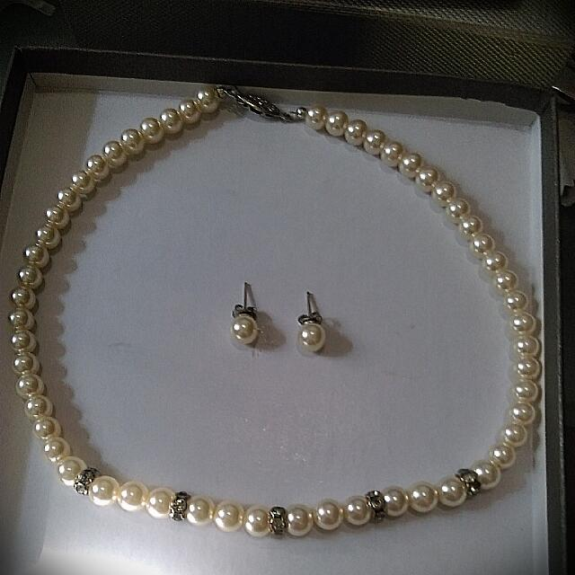 造型珍珠套組