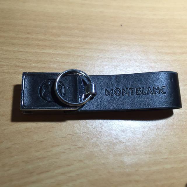 萬寶龍鑰匙圈