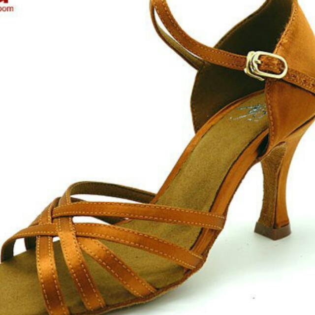 國標 拉丁舞鞋