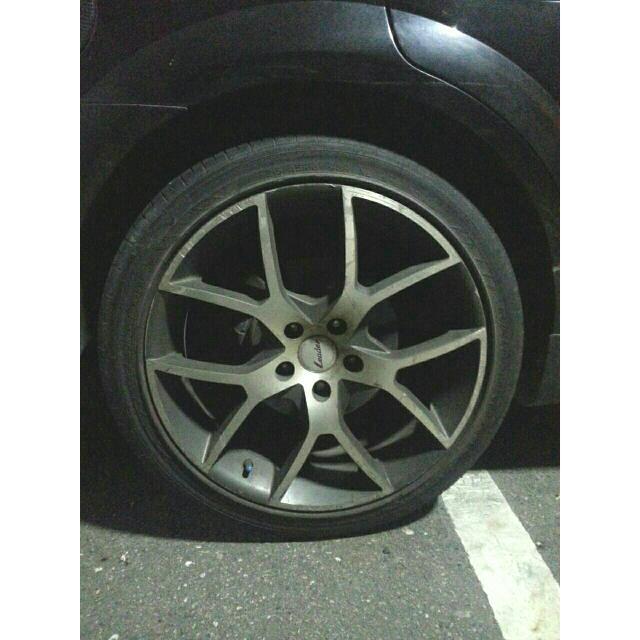 輪圈    福特專用        FORD  鋁圈  含胎