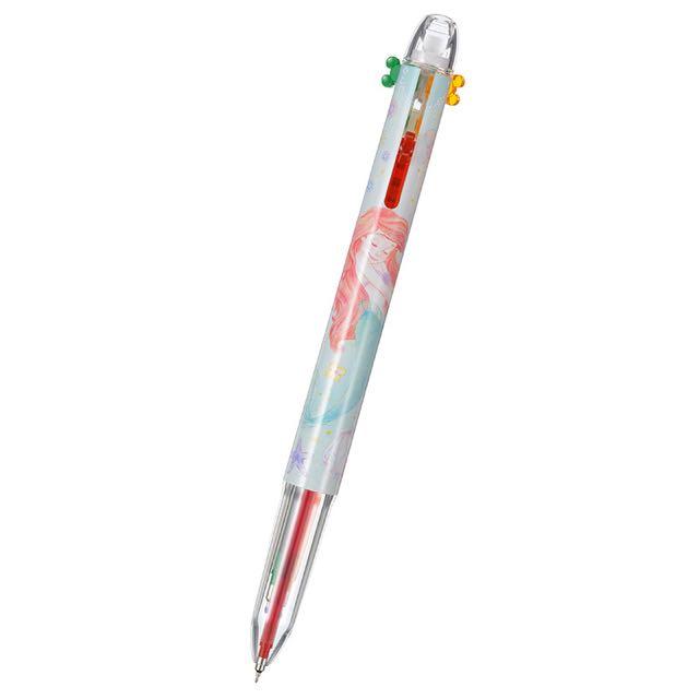Disney Store✨美人魚三色筆