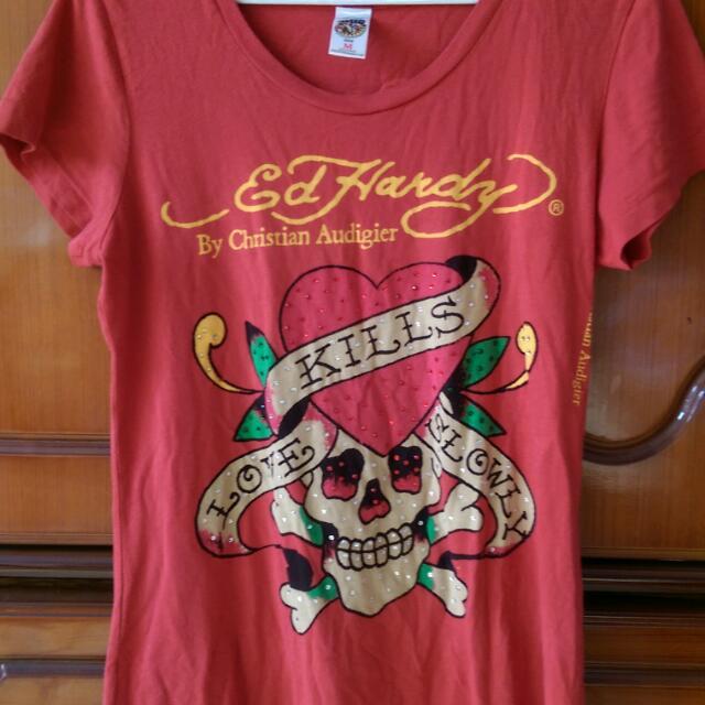 Ed Hardy (正品) T-shirt