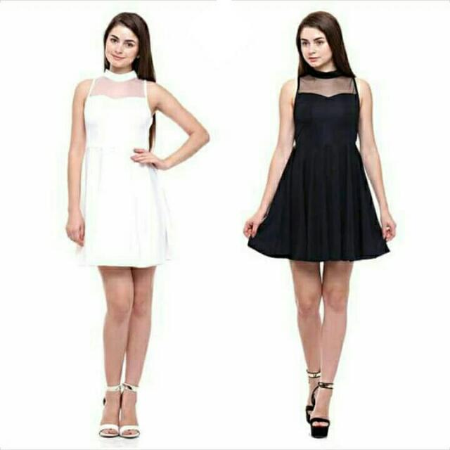 Halter Neck Dress