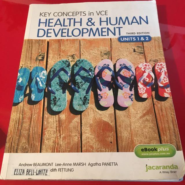 Health Textbook