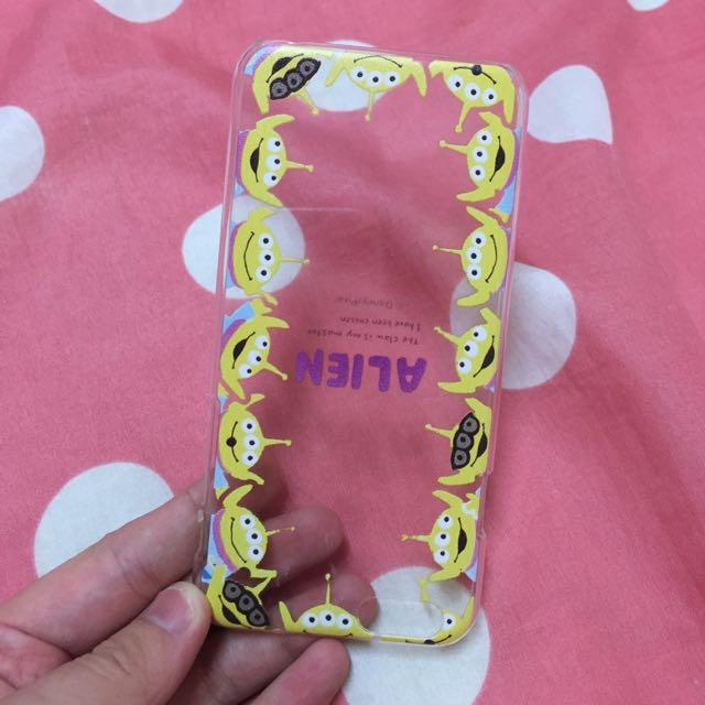 iPhone 6 三眼怪 透明 硬殼