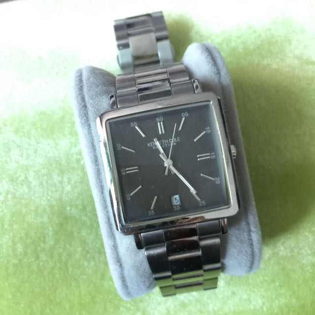 Kenneth Cole Reaction Metal Strap Watch