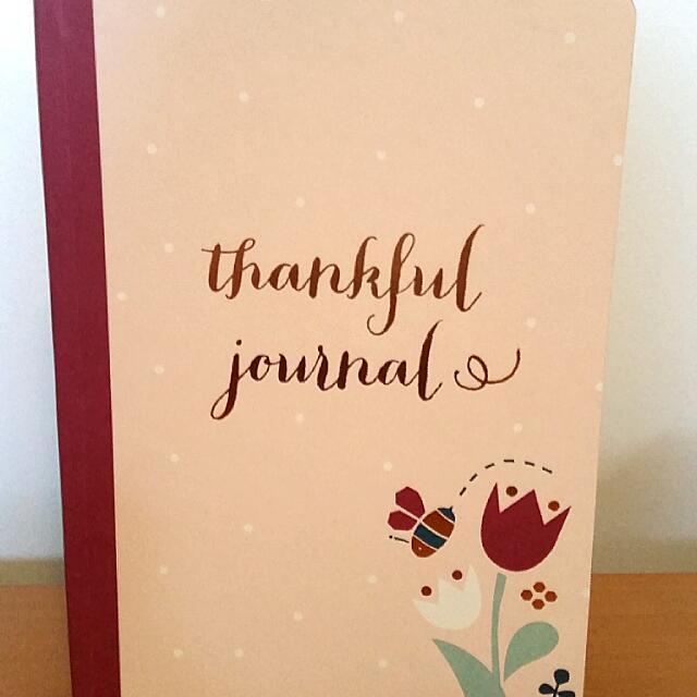Kikki K - Thankful Journal