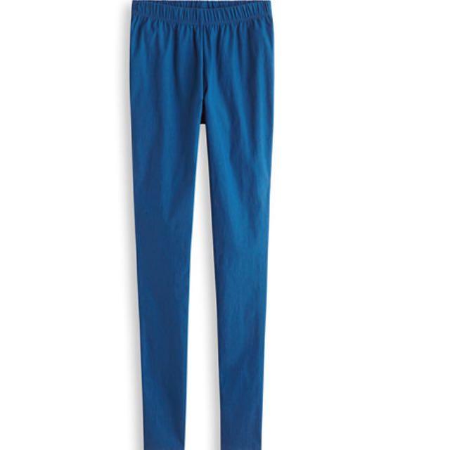 lativ 長褲深藍色