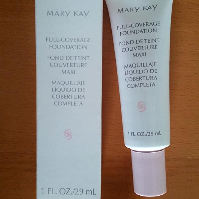 Mary Kay Full Coverage Foundation